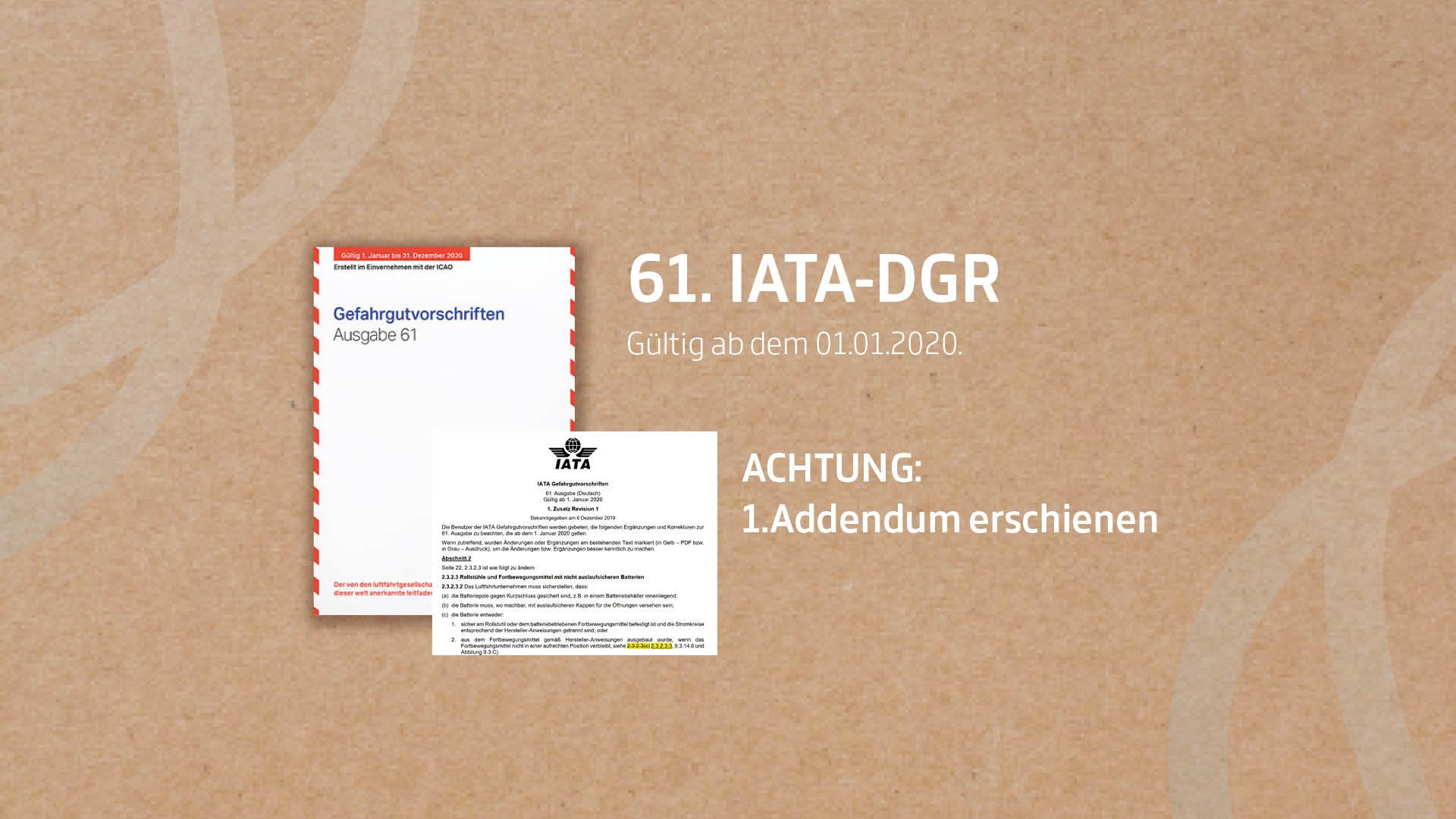 1. Addendum_61.IATA-Ausgabe