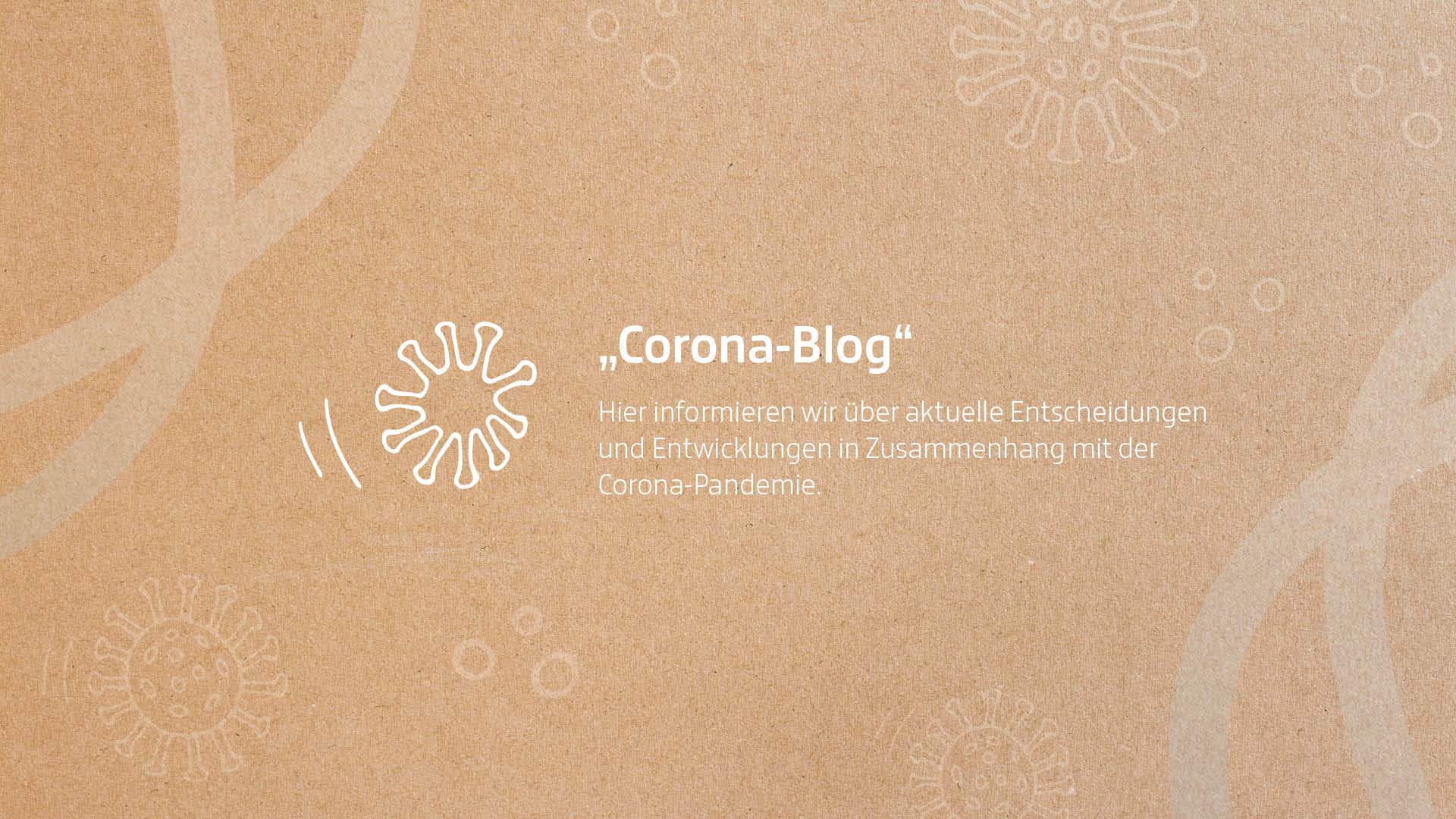 Corona-Blog